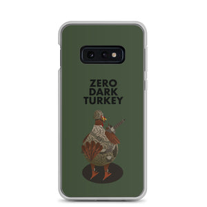 Movie The Food - Zero Dark Turkey - Samsung Galaxy S10e Phone Case