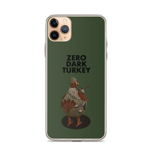 Movie The Food - Zero Dark Turkey - iPhone 11 Pro Max Phone Case