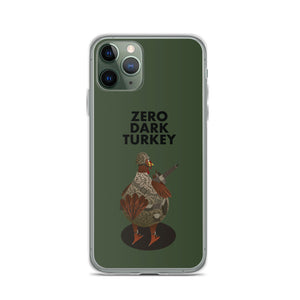Movie The Food - Zero Dark Turkey - iPhone 11 Pro Phone Case