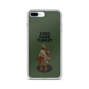 Movie The Food - Zero Dark Turkey - iPhone 7 Plus/8 Plus Phone Case