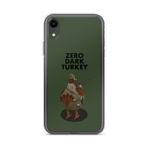 Movie The Food - Zero Dark Turkey - iPhone XR Phone Case