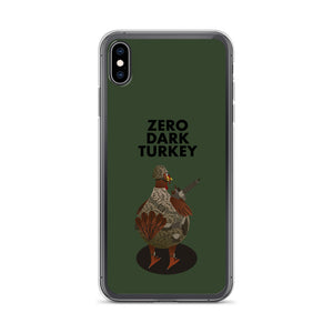 Movie The Food - Zero Dark Turkey - iPhone XS Max Phone Case