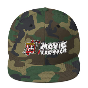 Movie The Food - Logo Snapback - Camo