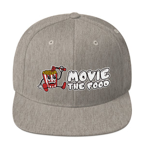 Movie The Food - Logo Snapback - Heather