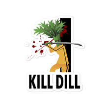 Load image into Gallery viewer, Movie The Food - Kill Dill - Sticker - 4x4