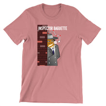 Load image into Gallery viewer, Movie The Food - Inspector Baguette T-Shirt - Mauve