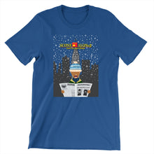 Load image into Gallery viewer, Movie The Food - Scone Alone 2 T-Shirt - True Royal