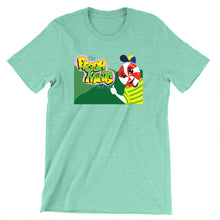 Load image into Gallery viewer, Movie The Food - The Fresh Mints Of Bel-Air T-Shirt - Heather Mint