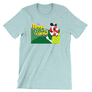 Movie The Food - The Fresh Mints Of Bel-Air T-Shirt - Heather Prism Ice Blue