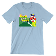 Load image into Gallery viewer, Movie The Food - The Fresh Mints Of Bel-Air T-Shirt - Light Blue