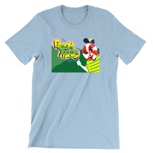 Movie The Food - The Fresh Mints Of Bel-Air T-Shirt - Light Blue