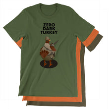Load image into Gallery viewer, Movie The Food - Zero Dark Turkey T-Shirt