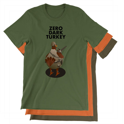 Movie The Food - Zero Dark Turkey T-Shirt