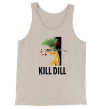Load image into Gallery viewer, Movie The Food - Kill Dill Tank Top - Oatmeal Triblend
