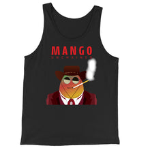 Load image into Gallery viewer, Movie The Food - Mango Unchained Tank Top - Black