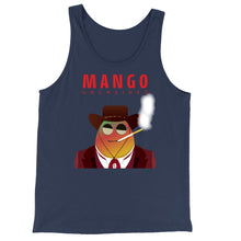 Load image into Gallery viewer, Movie The Food - Mango Unchained Tank Top - Navy
