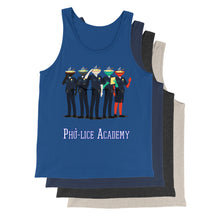 Load image into Gallery viewer, Movie The Food - Pho-lice Academy Tank Top