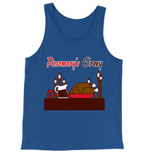 Load image into Gallery viewer, Movie The Food - Rosemary's Gravy Tank Top - True Royal