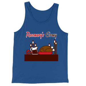 Movie The Food - Rosemary's Gravy Tank Top - True Royal