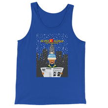 Load image into Gallery viewer, Movie The Food - Scone Alone 2 Tank Top - True Royal