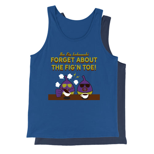 Movie The Food - The Fig Lebowski Tank Top