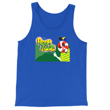Load image into Gallery viewer, Movie The Food - The Fresh Mints Of Bel-Air Tank Top - True Royal