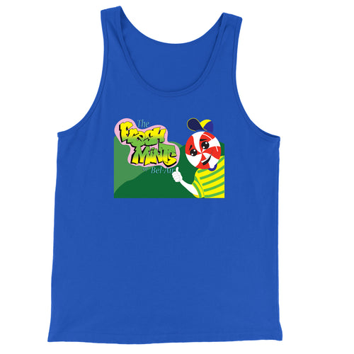 Movie The Food - The Fresh Mints Of Bel-Air Tank Top - True Royal