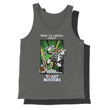 Load image into Gallery viewer, Movie The Food - Toastbusters Tank Top