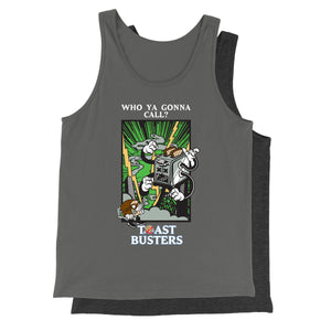 Movie The Food - Toastbusters Tank Top