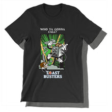 Load image into Gallery viewer, Movie The Food - Toastbusters T-Shirt
