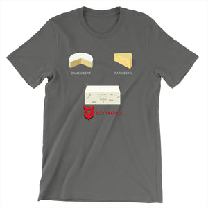 Movie The Food - V For Venfeta T-Shirt - Asphalt