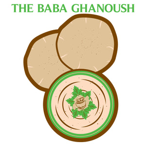 Movie The Food - The Baba Ghanoush - Design Detail