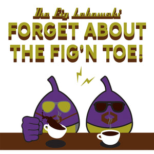 Movie The Food - The Fig Lebowski - Design Detail
