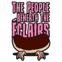 Load image into Gallery viewer, Movie The Food - The People Beneath The Eclairs - Design Detail