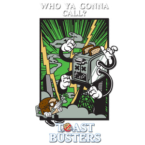 Movie The Food - Toastbusters - Design Detail