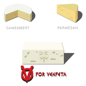 Movie The Food - V For Venfeta - Design Detail