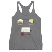 Load image into Gallery viewer, Movie The Food - V For Venfeta Women's Racerback Tank Top - Premium Heather