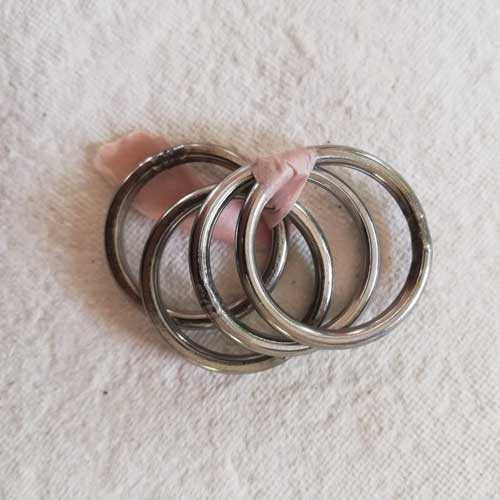 Stainless O-rings