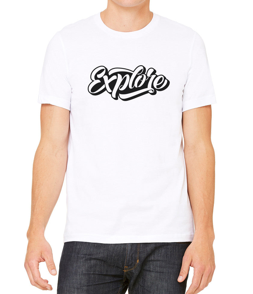 Explore Men's T-Shirt