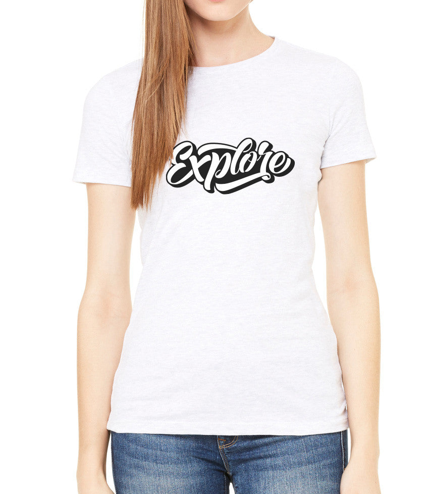 Explore Women's T-Shirt