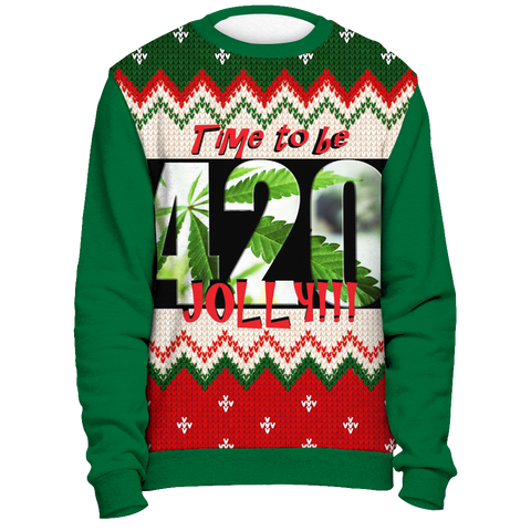 420 Jolly Ugly Sweater
