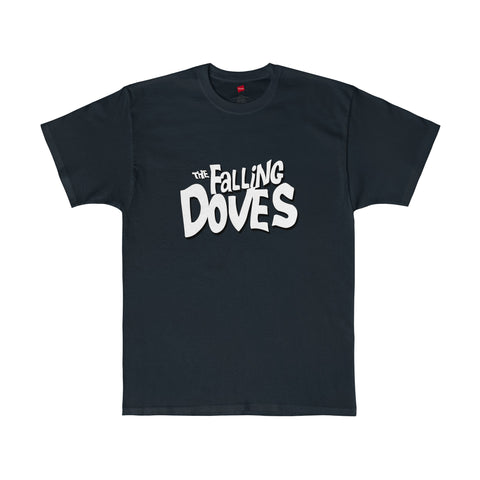 Falling Doves: Men's Tagless Tee