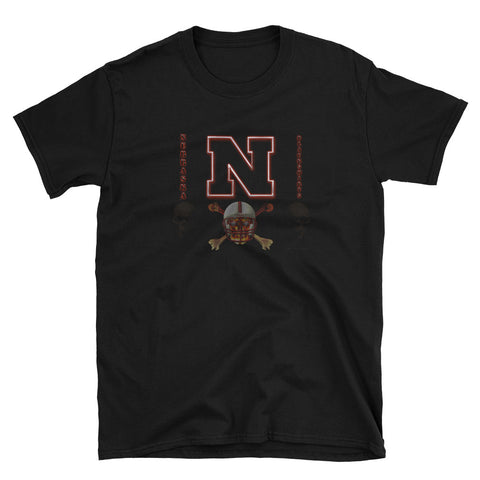 OB HUSKERS - BLACK SHIRT