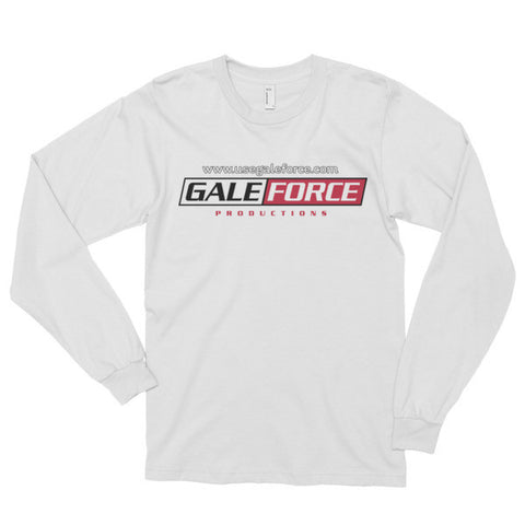 Gale Force Long sleeve t-shirt (unisex)