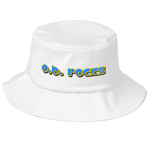 OB Rocks - Old School Bucket Hat