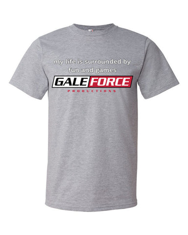 Gale Force Fun N' Games Short sleeve t-shirt