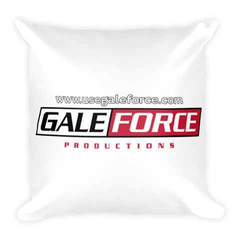 Gale Force Productions Pillow