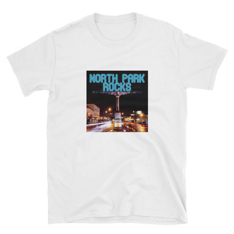 North Park Rocks - T-Shirt