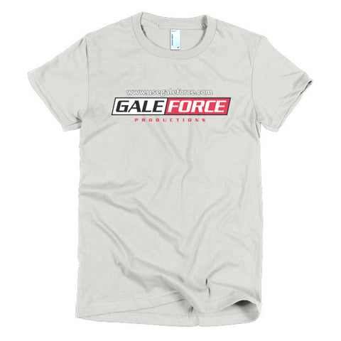 Gale Force Productions Short sleeve women's t-shirt