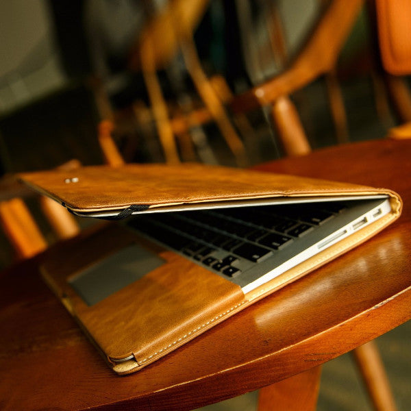 Leather Cover Case for MacBook